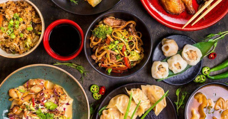 Culture Shock in china - Be prepared to a lot of Chinese food