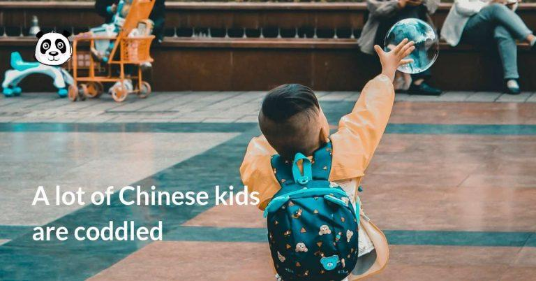 Challenges of Working in China as A Foreign Teacher - kids are spoiled in china