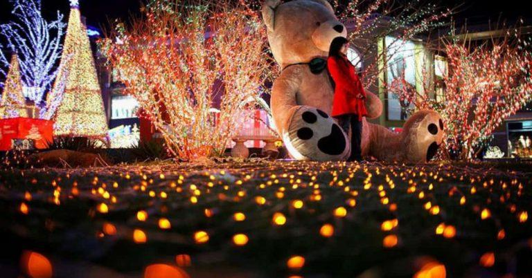 Experience a Different Type of Christmas in China