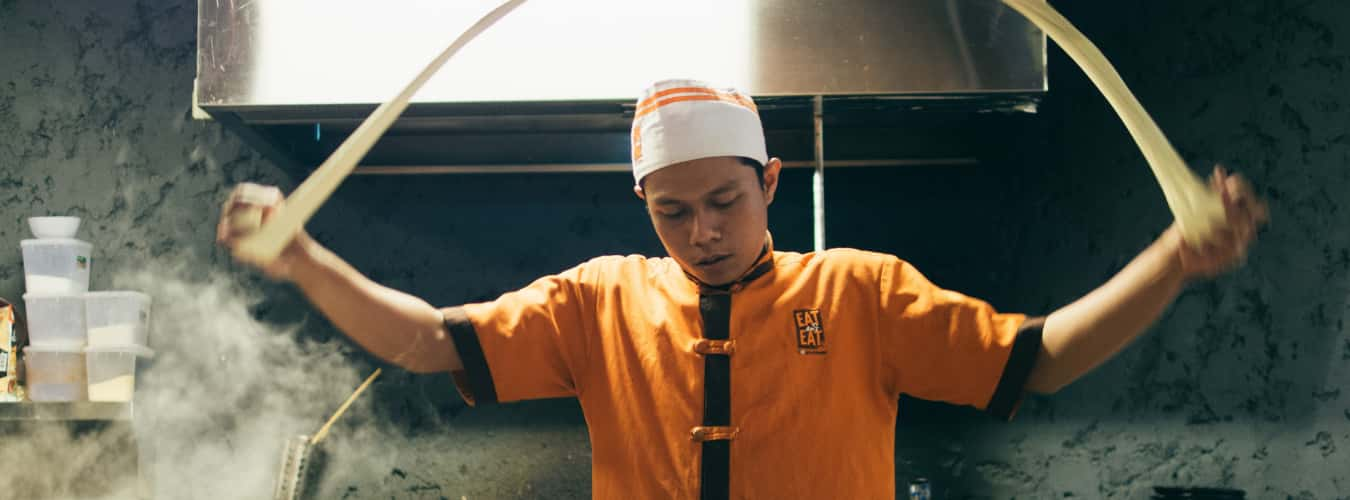 wok this way, food in China