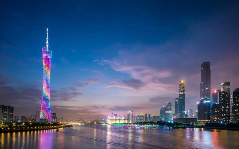 things to do in Guangzhou: Canton Tower
