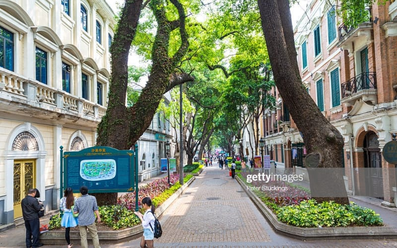 things to do in Guangzhou: Shamian Island