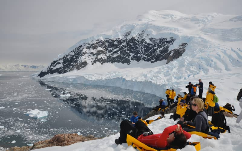 Gap year ideas: take a cruise around Antarctica