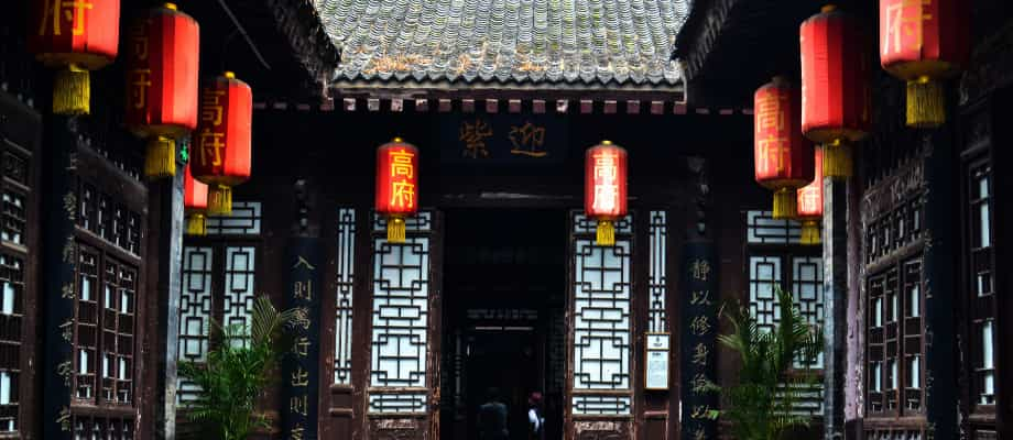 best cities to visit in China: xi'an