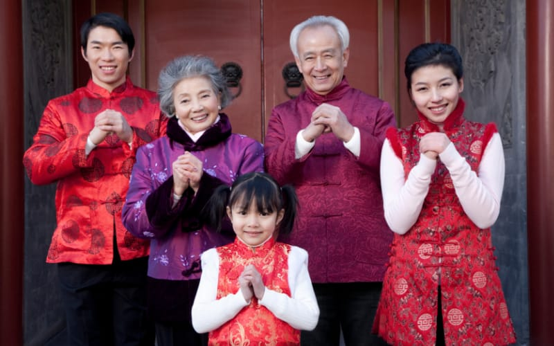 Chinese festivals: chinese-new-year
