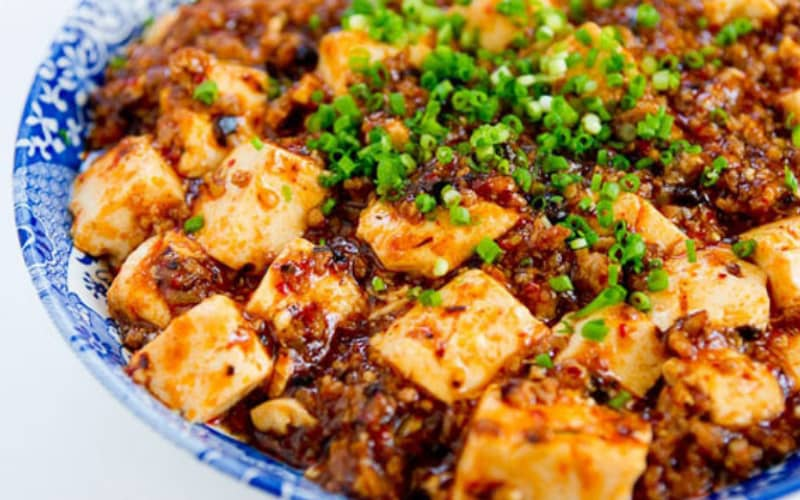 chinese food you must try: mapo tofu