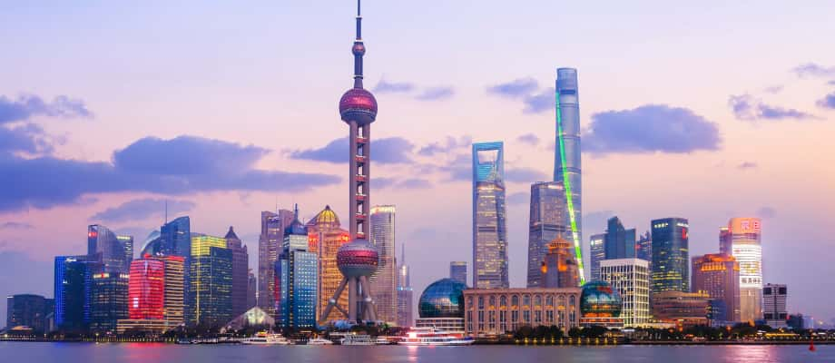 best cities to visit in China: shanghai
