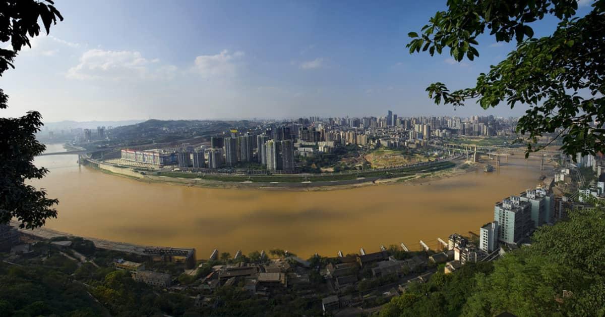 Chongqing Trip: E'ling-Park