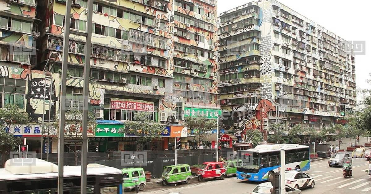 Chongqing Trip: visit Huangjueping