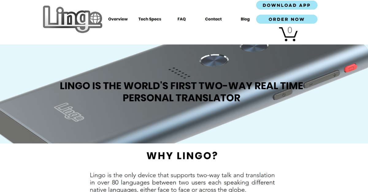 \Chinese to English Translating Tools - Lingo Personal Translator