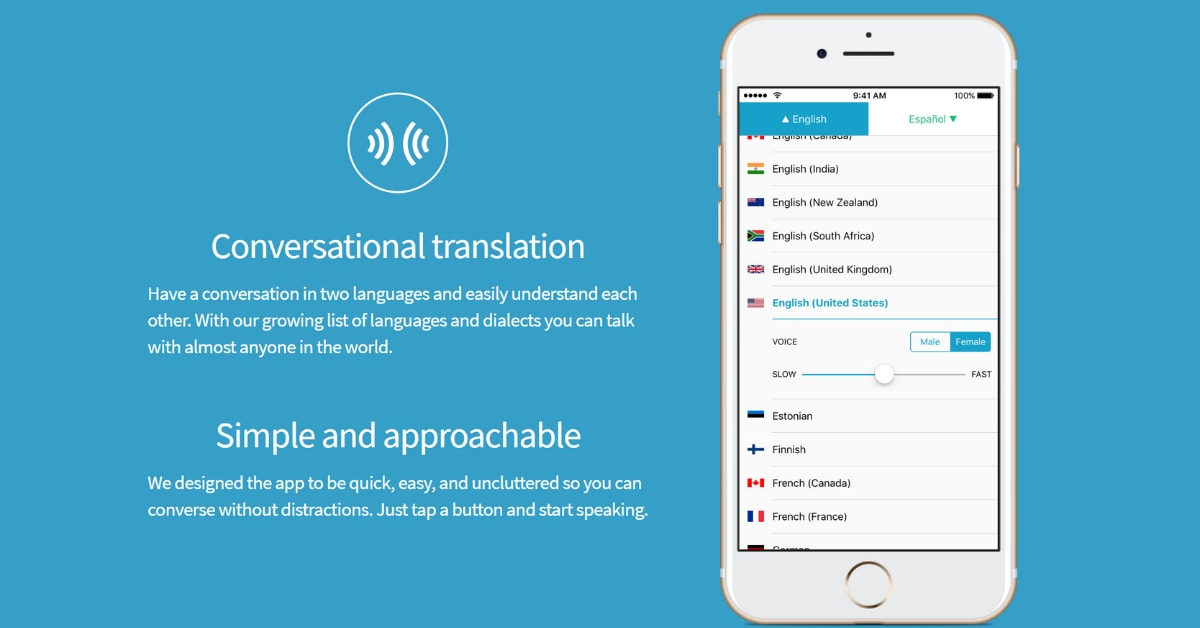 Chinese English Translation Tool: Say Hi