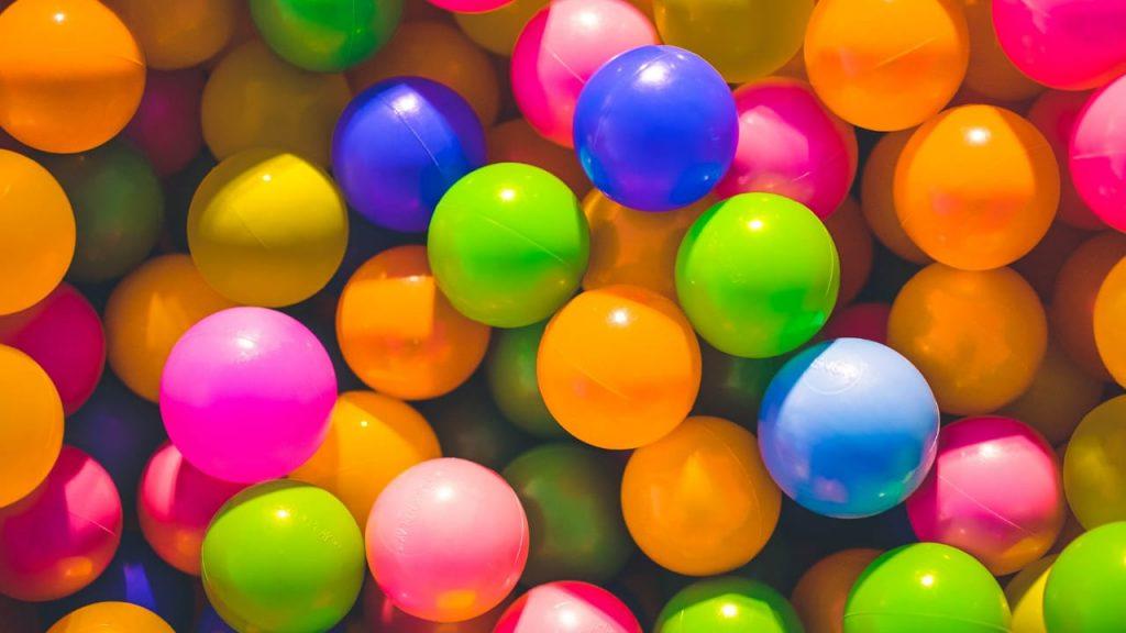 ESL Warm up Activities with balls