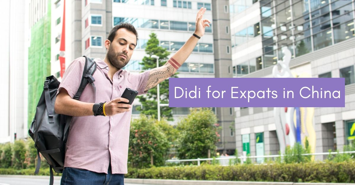 convenience and safety of didi for expats
