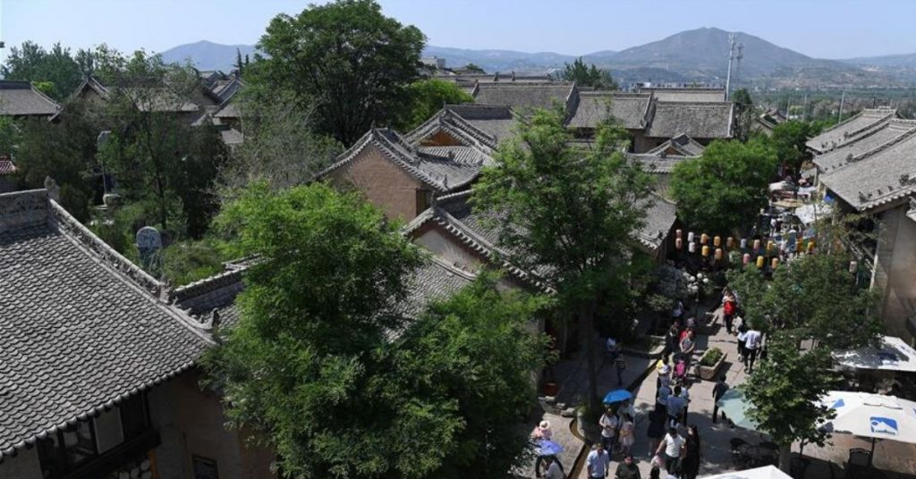Yuanjia Village in Xi'an