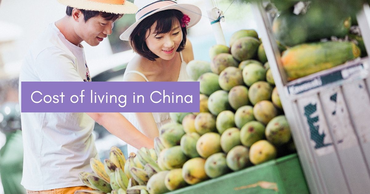 cost-of-living-in-China-while-teaching-english-in-China, teaching english in China salary