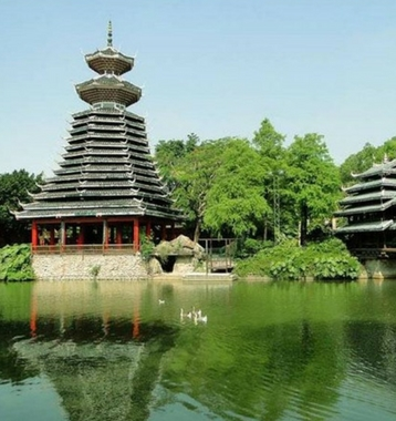 China Folk Cultural Village, shenzhen