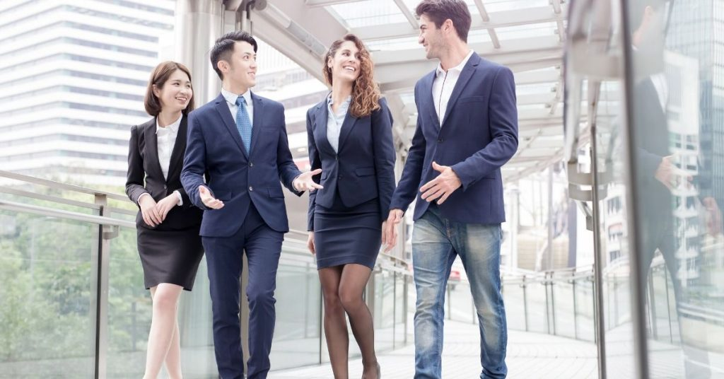 business english in China, teach chinese adults english