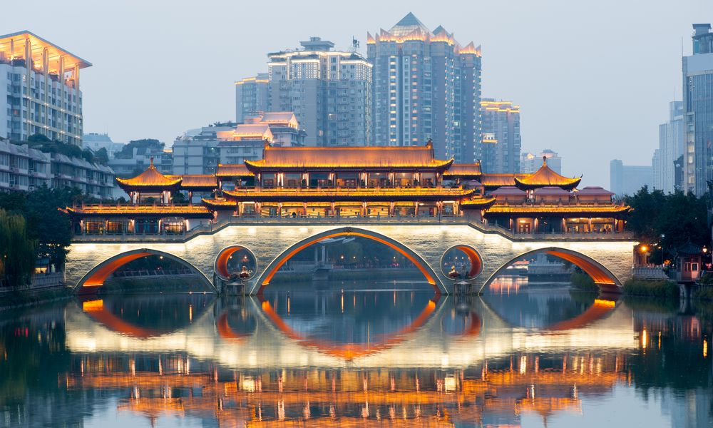 chengdu overview, why teach english in chengdu