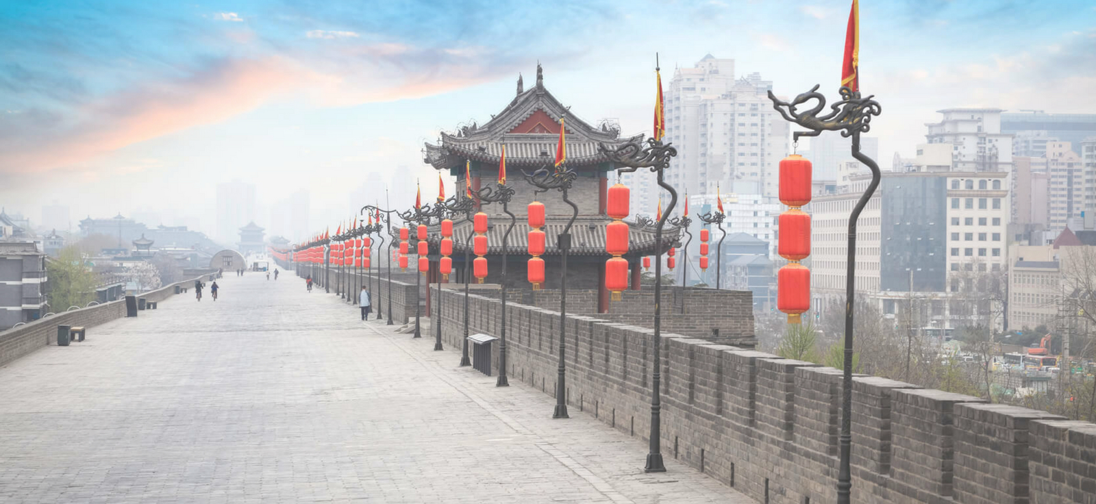 teaching english in xi'an