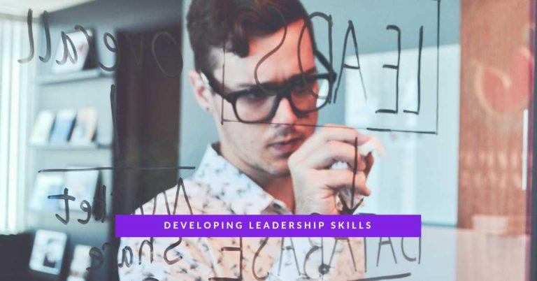why teach abroad - develop leadership skills
