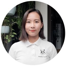 Zoe Liang - Panda Buddy - Teaching in China