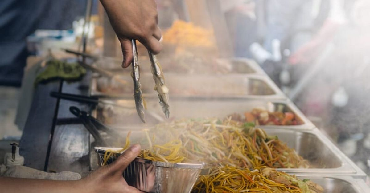 street food in China, travel in China
