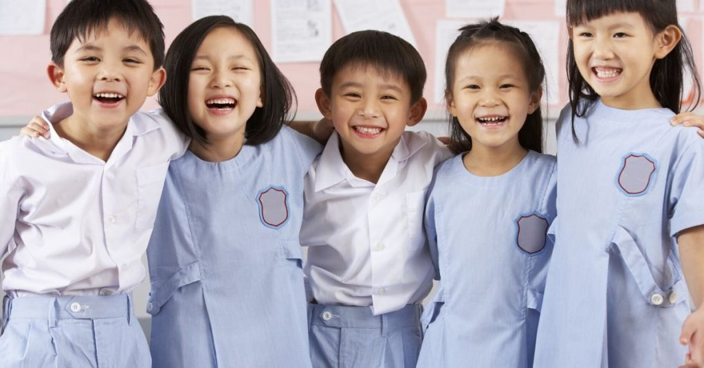 English education market in China, teach Chinese kids English,