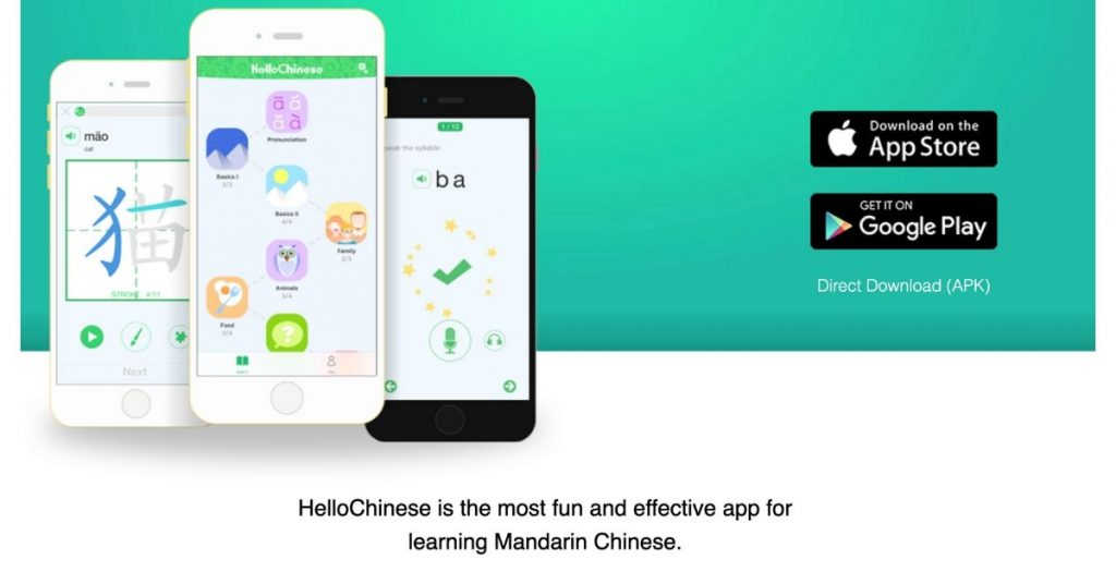 Best Apps to Learn Chinese - hellochinese