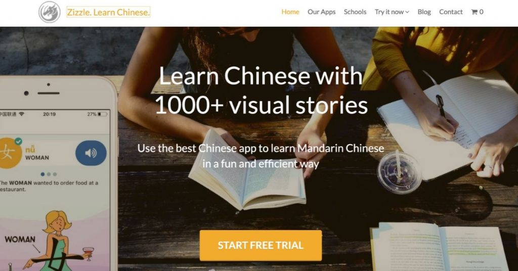 Best Apps to Learn Chinese - zizzle
