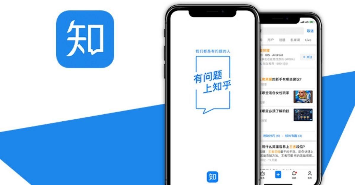 Chinese social media social media in China Zhihu