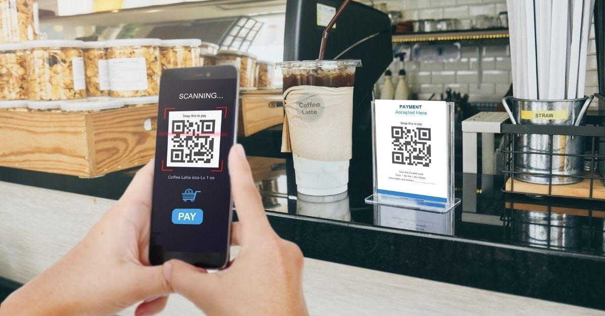 how to pay with Alipay You scan their QR code